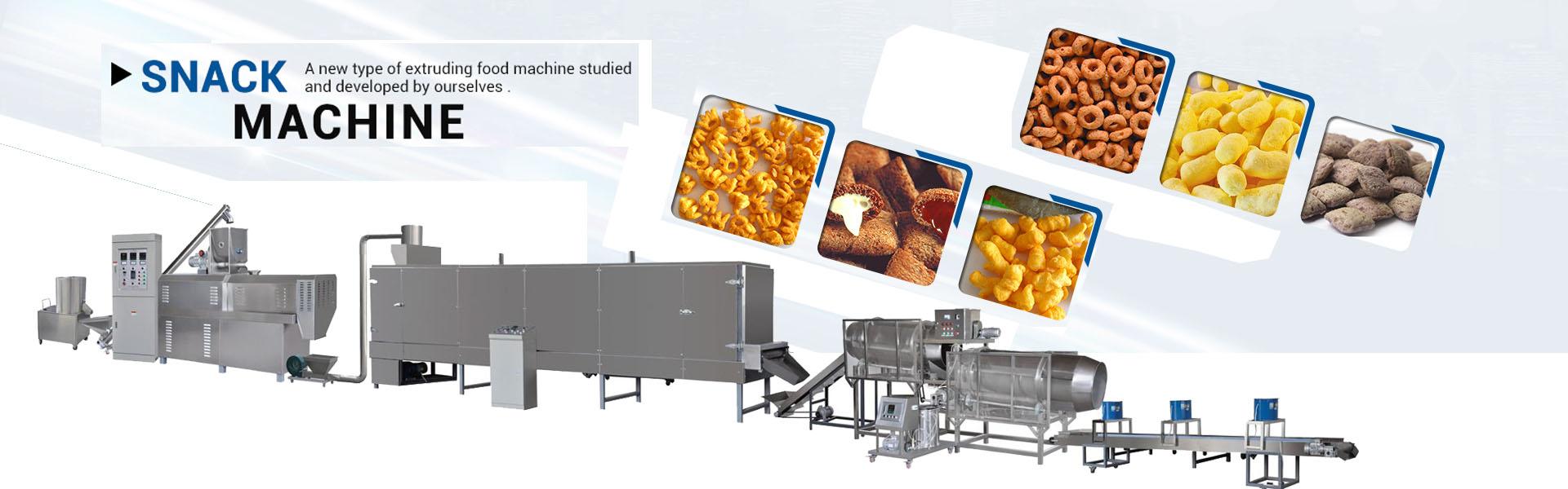 食品膨化機械